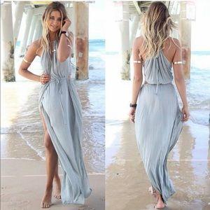 Sabo skirt orchard maxi dress